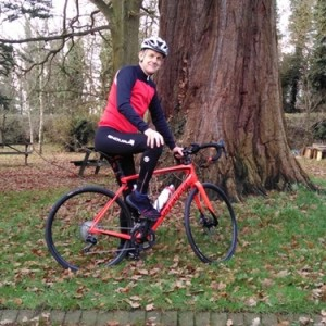 'Ride Across Britain' - 34-YEAR VEGAN TAKES TO THE ROAD FOR VIVA!