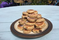 Vegan Welsh Cakes approved by Grandma