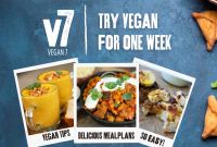 5 Reasons You Should Take Part in V7 this World Vegan Day