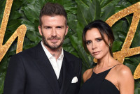 Have the Beckhams Gone Vegan?