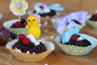 Keep the kids entertained this Easter with these super-easy baking recipes
