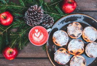 Top 5 Vegan Mince Pies