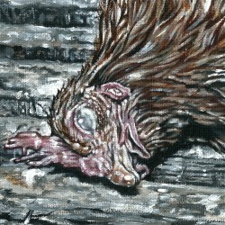 The true price of eggs - detail 2